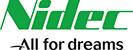 Logotipo Nidec