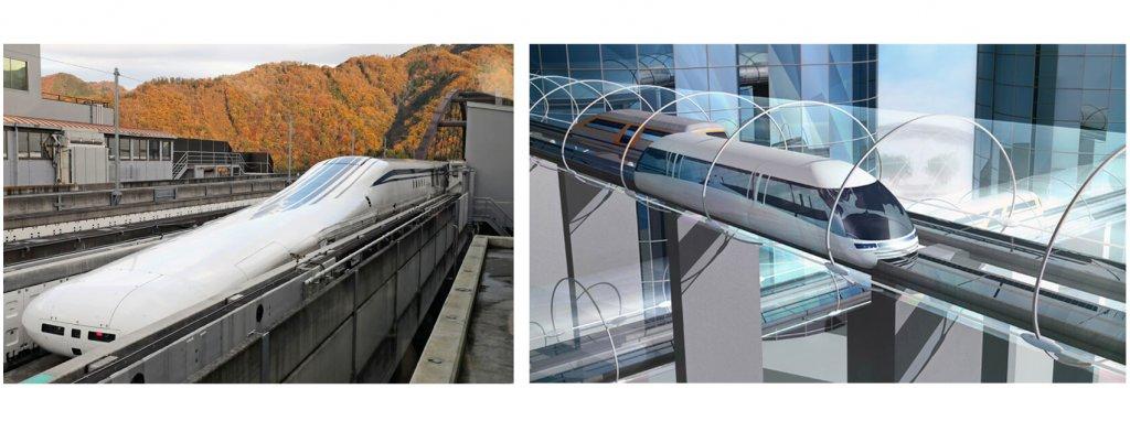 Maglev train magnets-1