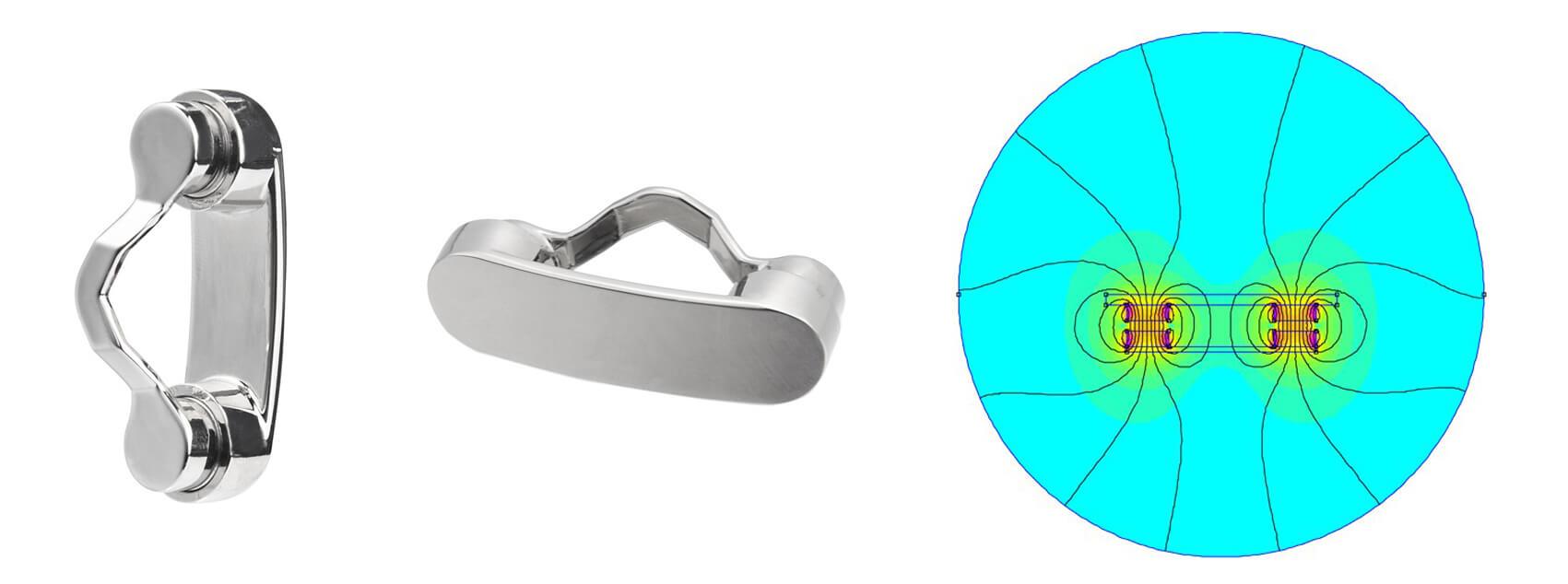 حوامل النظارات المغناطيسية -2