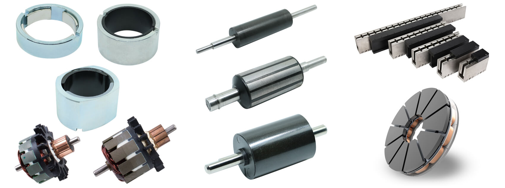 Magnetic Motor Assemblies