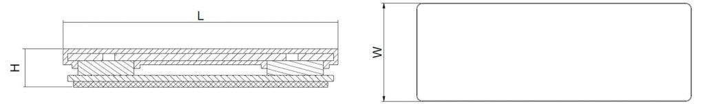 Emblemas de nome magnéticos-2