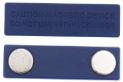 Crachás de nome magnéticos H-1