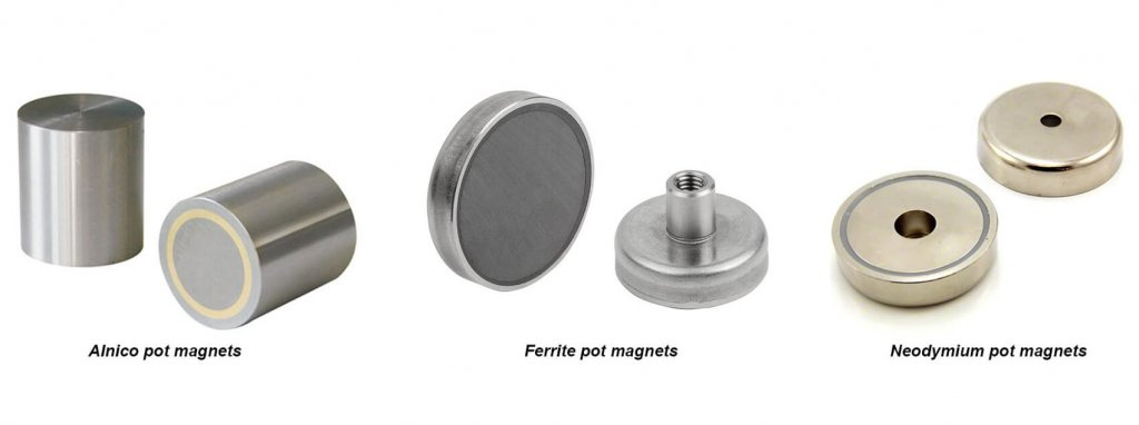التجميعات المغناطيسية -1