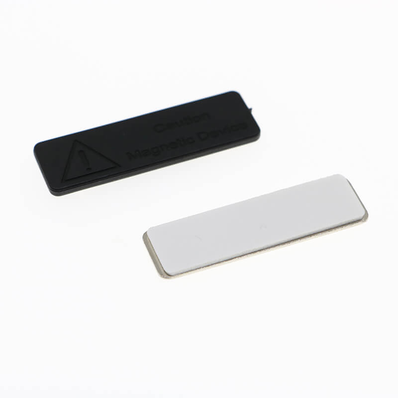 Name Badge Magnetic Back-2