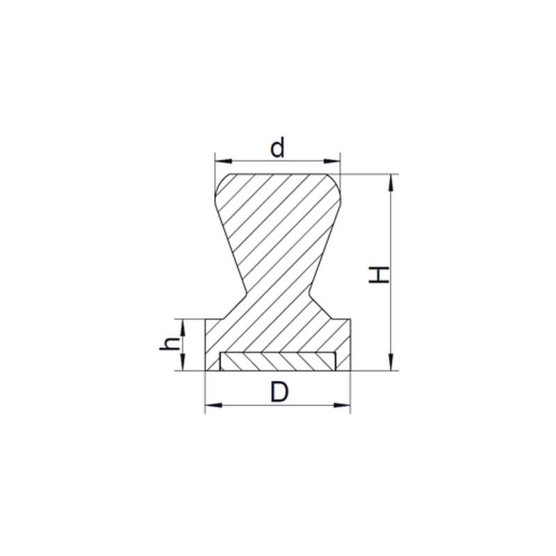 Neodym Magnetic Push Pins-2