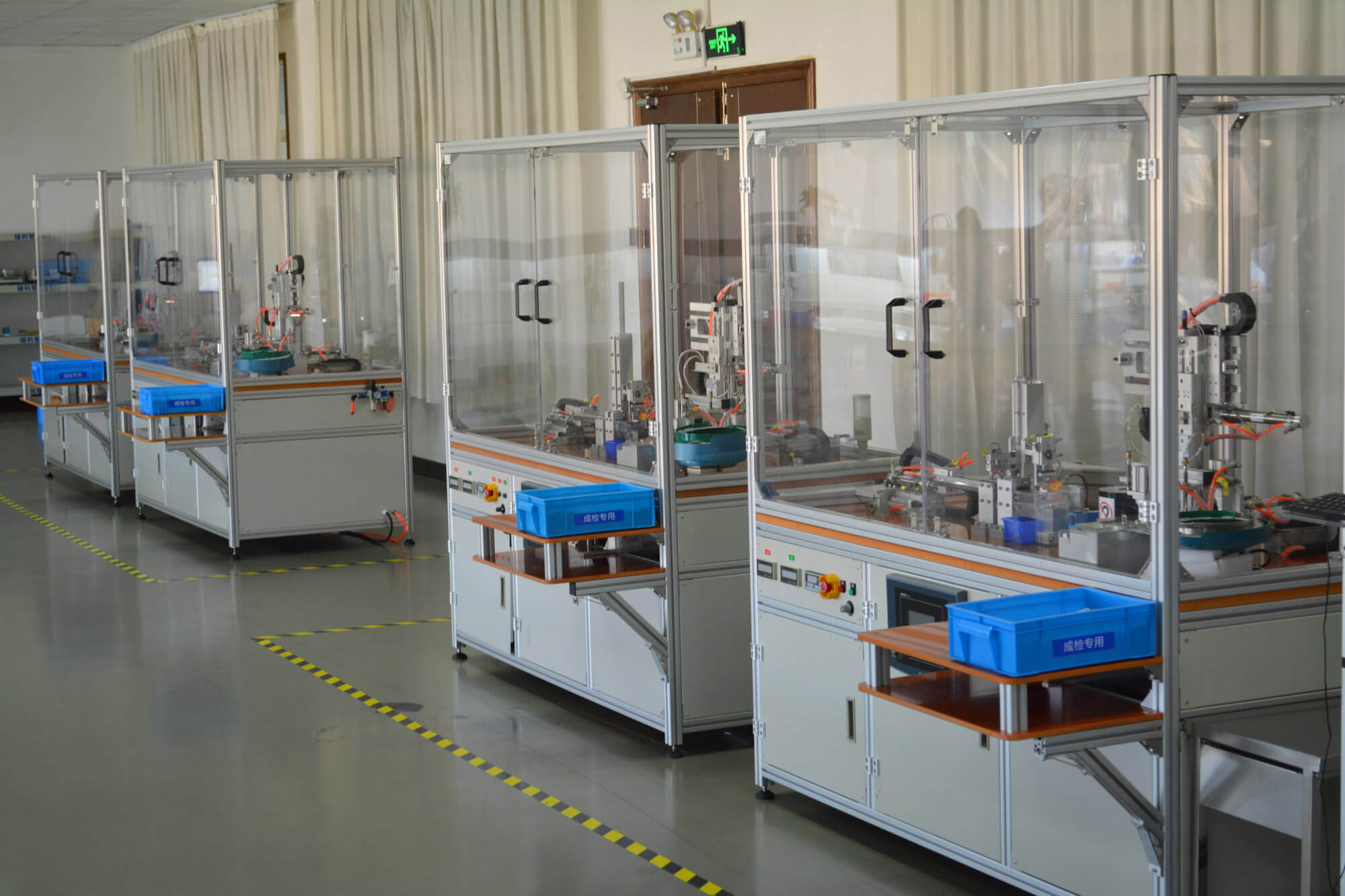 Testing Equipment-100% Flux Sorting Equipment