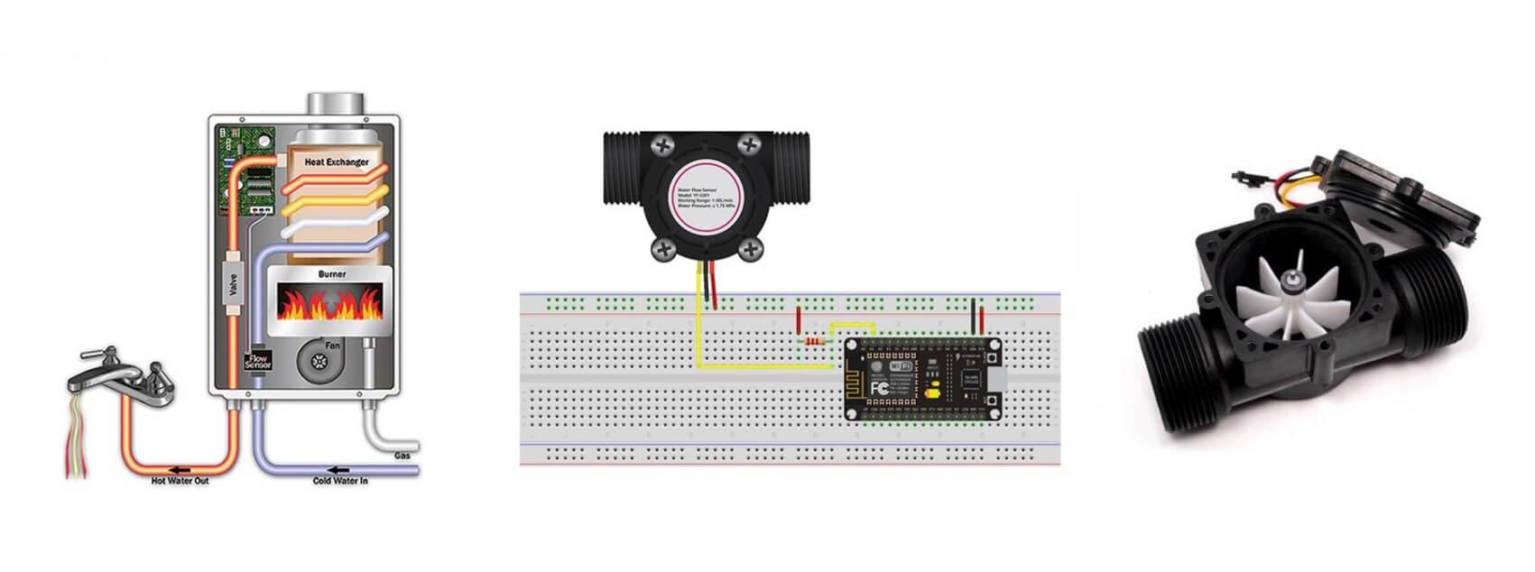 Imanes de sensor de flujo de agua-1